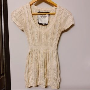 Abercrombie & Fitch Short-Sleeve Knit Top